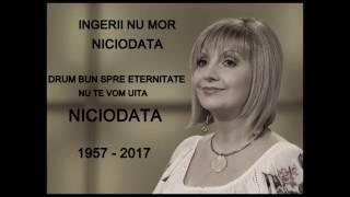 """ILEANA CIUCULETE - """" Moarte, moarte nemiloasa """" in memoriam ..."""