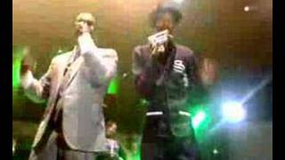 Snoop and Puffy - Gangsta live feat. R.Kelly