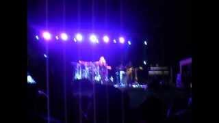 Anastacia Sick and tired live @Afragola 15/07/12