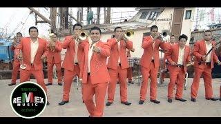Banda La Contagiosa - Borracho y mujeriego (Video Oficial)