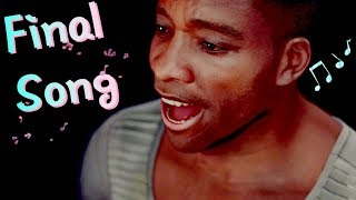 """Detroit: Become Human™ Luther final song """" Everything will be alright"""" Very Inspirational"""