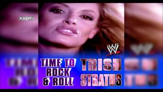 "WWE: ""Time To Rock & Roll"" (Trish Stratus) Theme Song + AE (Arena Effect)"