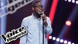 "Olawale Olusi sings ""Pillowtalk"",/ Blind Auditions / The Voice Nigeria Season 2"