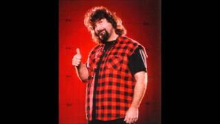 WWE - Mick Foley Theme - Mankind Crash [FULL + HQ]