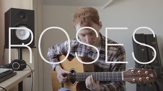 The Chainsmokers ft. ROZES - Roses - Fingerstyle Guitar Cover By James Bartholomew