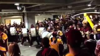 AHHHH DC!!! (GO-GO Remix) - The Washington Redskins Marching Band Drumline