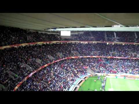 Südafrika 2010 – Tag 03 – Italien vs. Paraguay