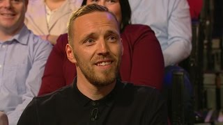 """""""Does he service the boiler at home?"""" 