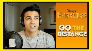 GO THE DISTANCE- DISNEY'S HERCULES COVER | Daniel Coz