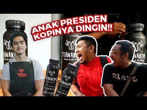 Download Video GREBEK TERNAKOPI KAESANG!! ANAK JOKOWI JUALAN KOPI