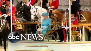 Queen Elizabeth celebrates her 92nd birthday