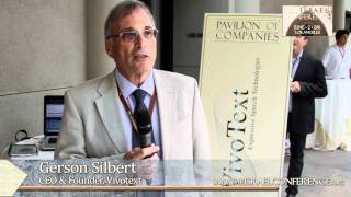 The Israel Conference™ 2011 - Gerson Silbert - VivoText, Founder & CEO