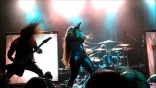 THE AGONIST - 'Gates Of Horn And Ivory' live in Los Angeles