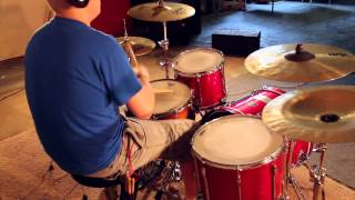 Switchfoot - Afterlife - Drum Cover