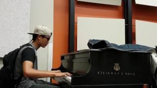 Shelter × Sad Machine Piano Mashup Cover - Porter Robinson & Madeon