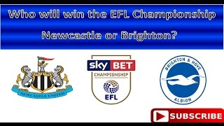 Brighton Bottle It | It goes to the last game of the season | Newcastle or Brighton