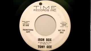 Tony Gee - Iron Box