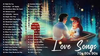 Most Old Beautiful Love Songs Of The 70s 80s 90s | Air Supply, Dan Hill, Lionel Richie, Michael