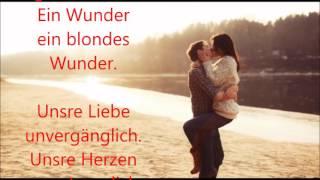 NAS ENTRELINHAS ### BLONDES WUNDER BERNHARD BRINK