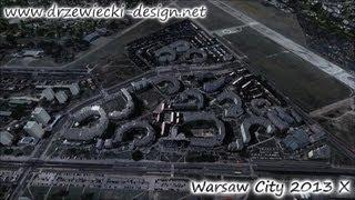 FSX | Official Drzewiecki Design Warsaw City 2013 X Video