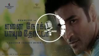 Maruvarthai pesathe Song Instrumental Cover from Enai Noki Paayum Thota