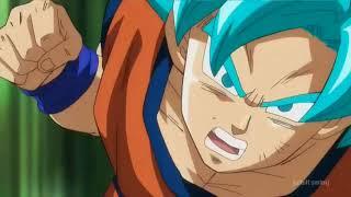 Dragon Ball Super - English Dub - Goku's rage at Zamasu and Black - Bruce Faulconer Score