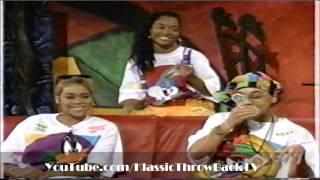 """TLC - """"Sleigh Ride"""" Live Acapella (1992)"""