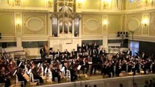 """Papa Americano"" arr. Dyubenko. Maxim Valkov conducts symphojazz."