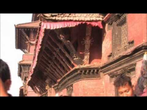 Glimpse of Patan Durbar Square