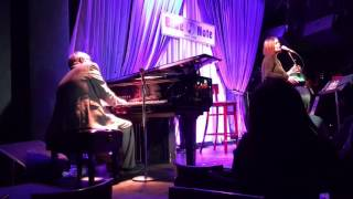 Kenny Werner and Joyce Moreno - The water is wide (live at the Blue Note Nyc)