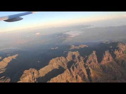 Cape Town (CPT) take off Emirates Boeing 777-300ER