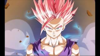 Gohan SSJG Super Saiyan God Unofficial Theme