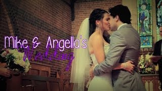 Angella & Mike's Wedding (Highlight Reel)