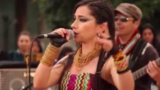 LA BEATA / Bambarabanda  (Live on Telepacífico)