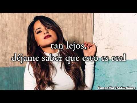 Cant Stop Dancing En Espanol de Becky G Letra y Video