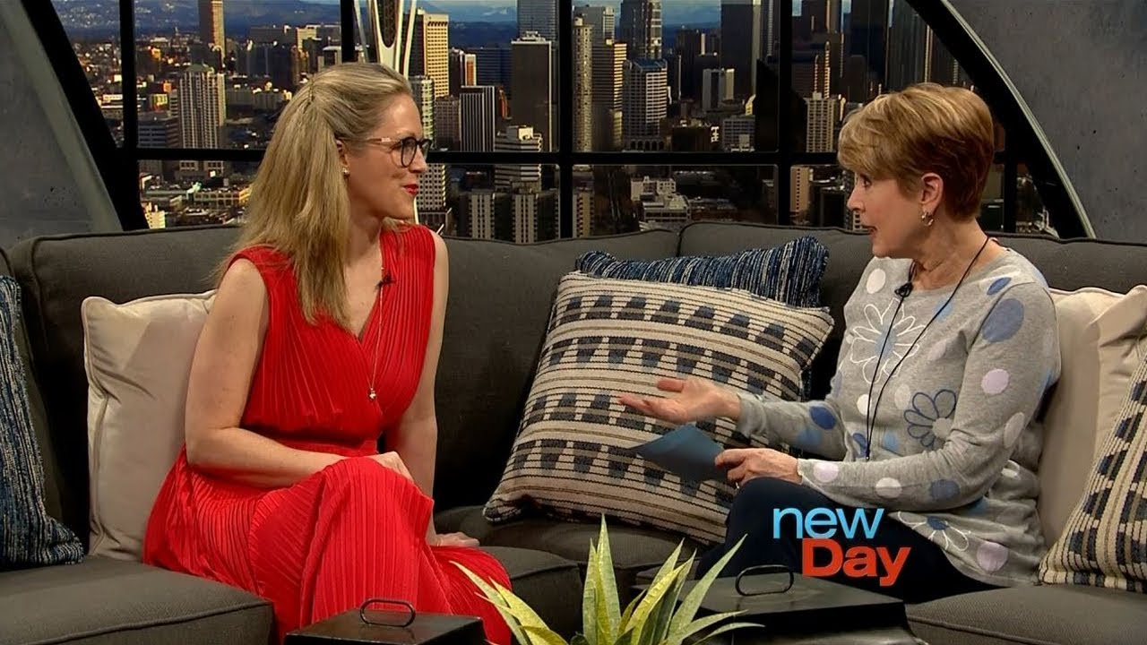 Dr. Meghan Nadeau discusses facial rejuvenation with New Day NW