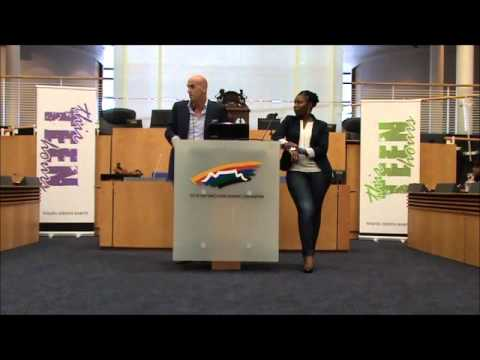 Why South African youth should be optimistic about the future – by Kim Pilaelo and York Zucchi