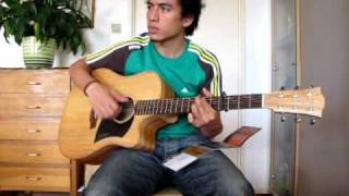Jack Johnson - No Good With Faces (cover)