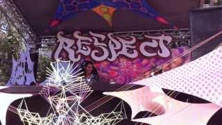 ROSA VENTURA @ RESPECT * Edição Tupiniquim #2013 - 2