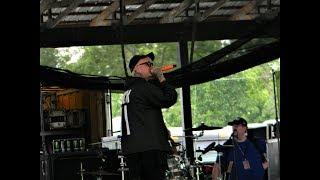 Attila -Middle Fingers Up LIVE @Warped Tour 2017 Darien Center, NY 7/13/17