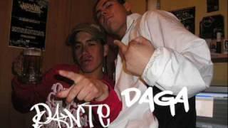 Daga y Dante - Tiraera a NG (Gato Negro de la demencia)
