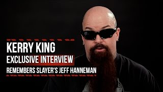 Kerry King Remembers Slayer's Jeff Hanneman