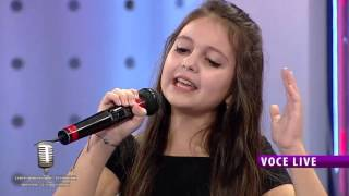 Sia - Chandelier cover  by Bianca Popa, 10 ani
