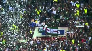 Homenagem da Adidas ao Palmeiras Campeão da Copa do Brasil 2012