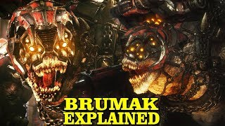 WHAT ARE BRUMAKS IN GEARS OF WAR? HISTORY AND LORE EXPLAINED