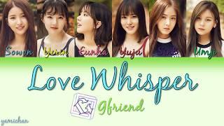 GFriend - Love Whisper Instrumental [Karaoke]