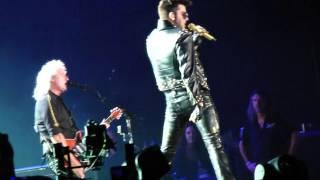 Queen + Adam Lambert - Stone Cold Crazy - Rock in Rio -  September 18th