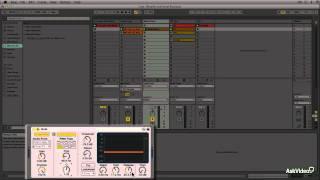 Live 9 402: Killer Sound Design - 17. Gates: Bass Creative