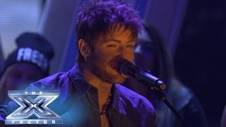 Emblem3 Comes Home To The X Factor - THE X FACTOR USA 2013