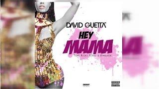 David Guetta ft Nicki Minaj & Afrojack -Hey mama (Reggae version) (rivaz)